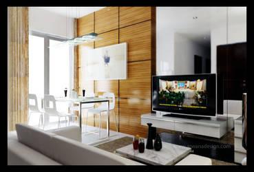 Apartment v.4 at Kelapa Gading by vraynoe2