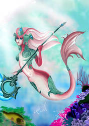 Koi Nami League of Legends