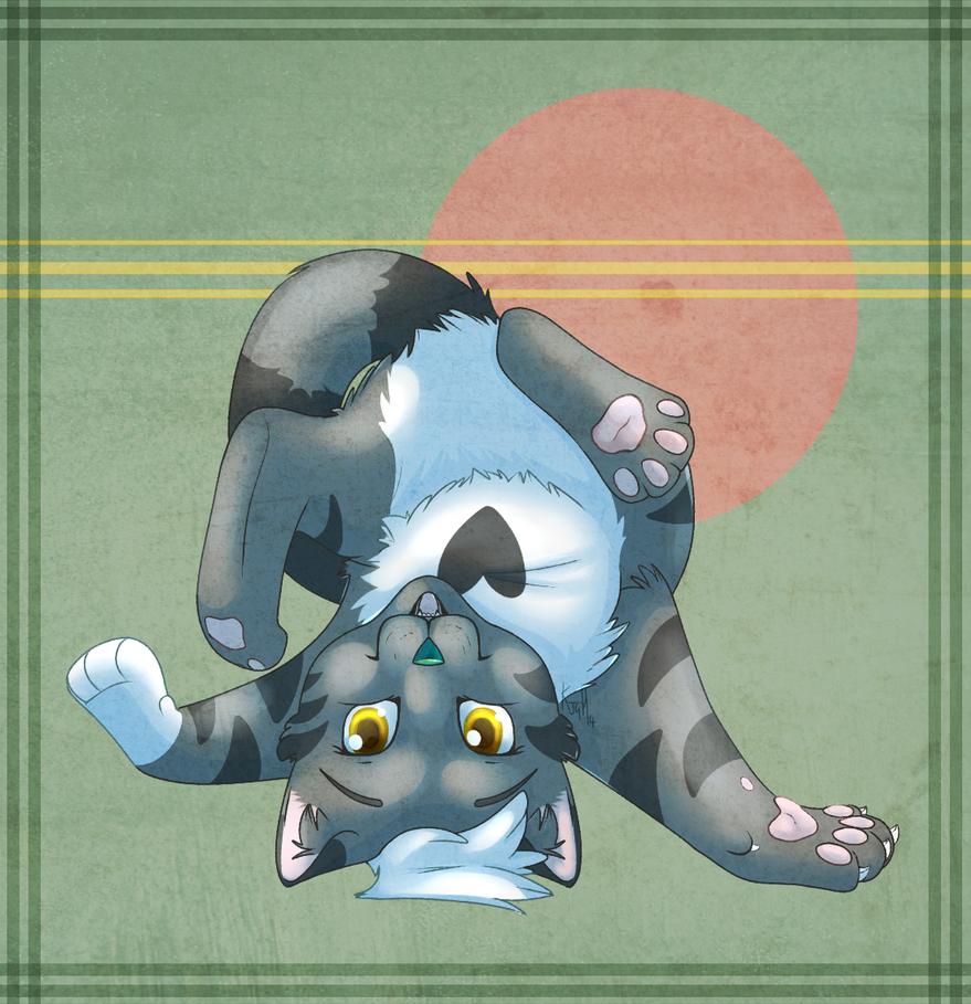 Upside Down by FelineMyth