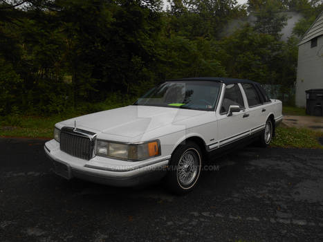 1993 Lincoln Town Car Presidential Edition