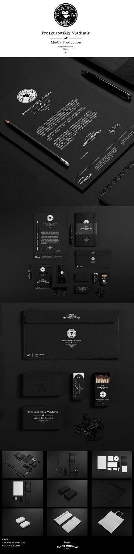 Proskurovskiy Branding by SynthDesign