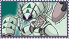 Golisopod - STAMP by YtFantasy