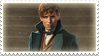 Newt Scamander - STAMP by YtFantasy