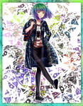 [+Speedpaint] - Anime Girl OC | Christina