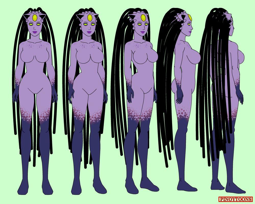 Ra'kashnia Model by pinoytoons