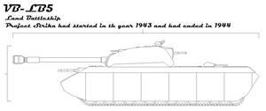 VB-LB5 M.S. Land Battleship