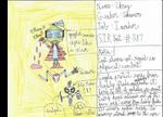 Invader Zim OC: Invader Skrog and SIR Unit 587 by Bulsara413