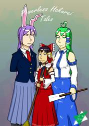 Powerless Hakurei Tales 2nd Anniversary