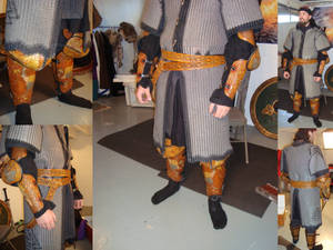 Aun Armour Completed