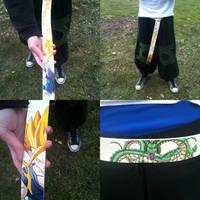 Kyle's DBZ belt