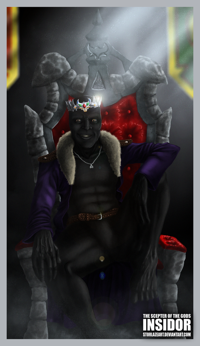 The Monster by StorlazeArt