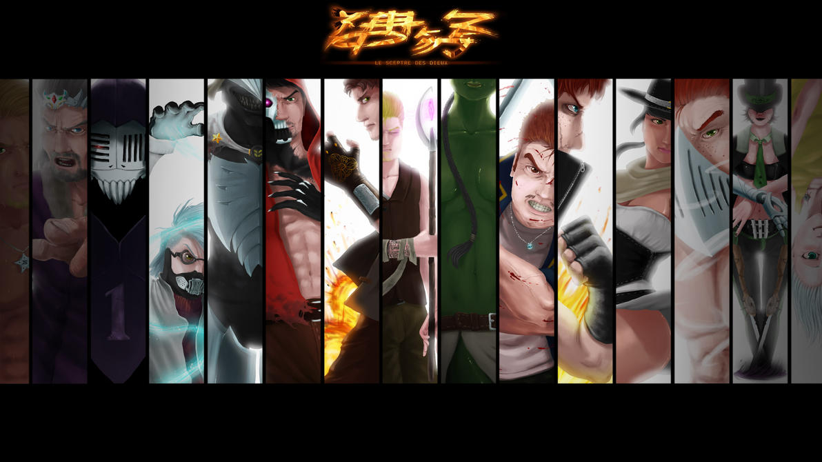 SOG poster #1 by StorlazeArt