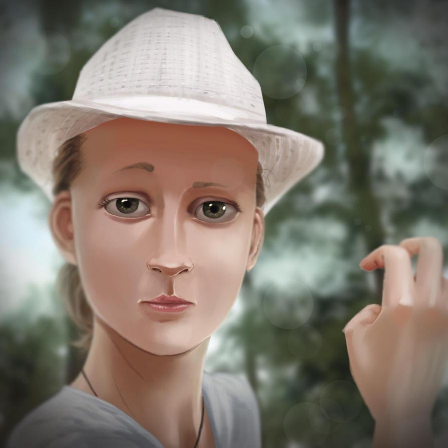 Portrait #2 by StorlazeArt