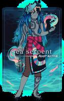 CLOSED | Sea Serpent (auction!)