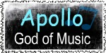 Apollo Stamp by LawofLife