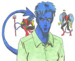 A Demon's Conscience by Revenant666