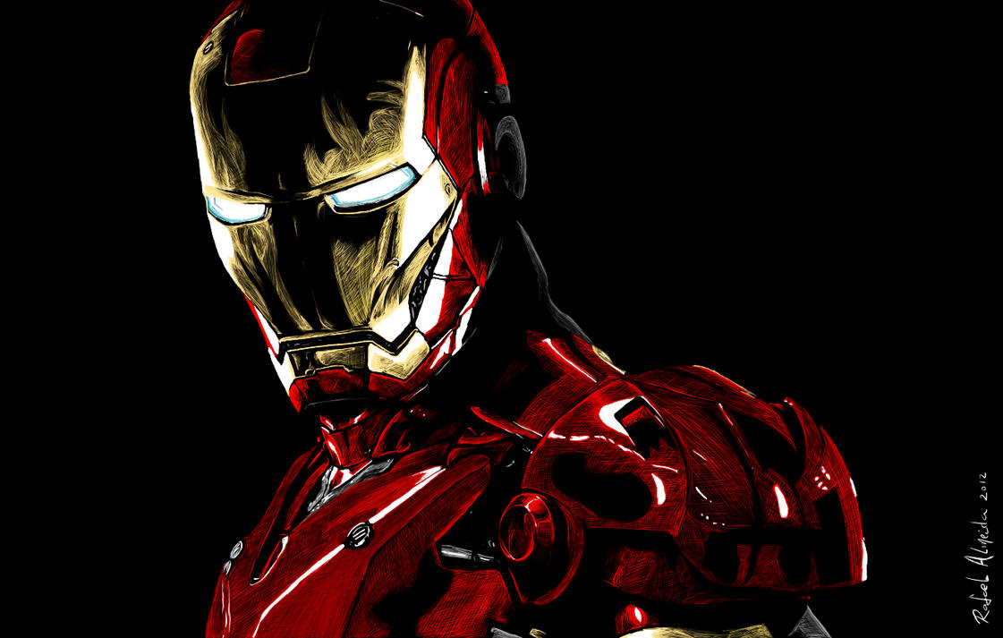 Iron Man by ryster17