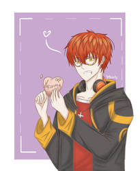 AT - 707 Mystic Messenger by 7HeartsMM