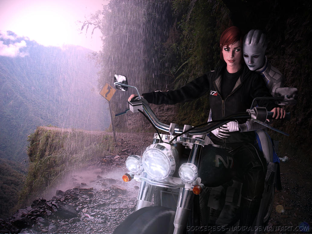 Ride On! - the lottery prize by Sorceress-Nadira