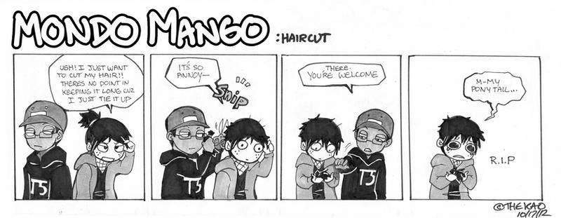 MM: Haircut by TheK40