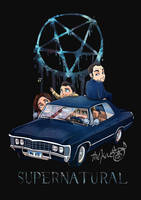 Supernatural Ride by TheK40