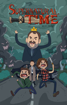 It's SUPERNATURAL TIME!
