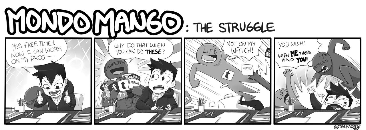 MM: The Struggle
