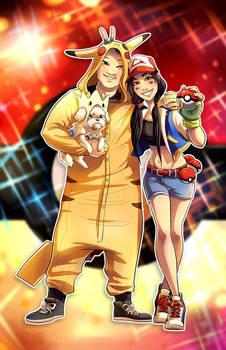 Pokemon Portrait Poster