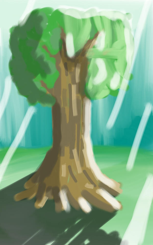 Tree 15 minutes challenge by donpepito