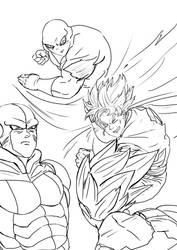 dragon ball super battle royale