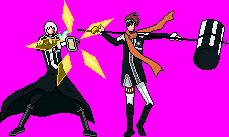 Allen and Lavi v1 by dragonspeaker