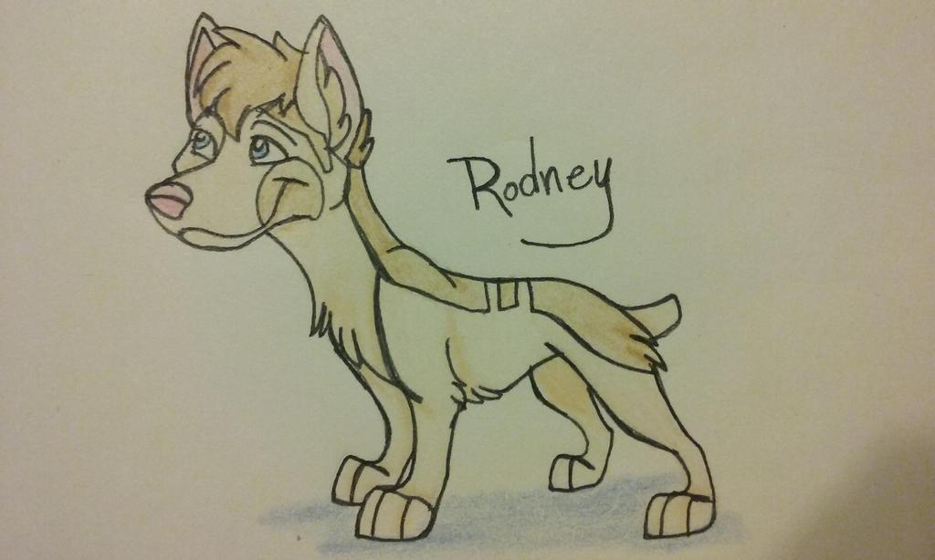 Rodney by sketch-wild