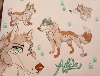 Adele by Sketch-Wild