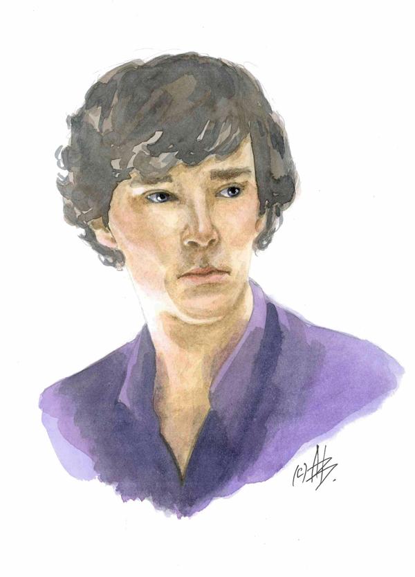 Sherlock by Alienablackmores