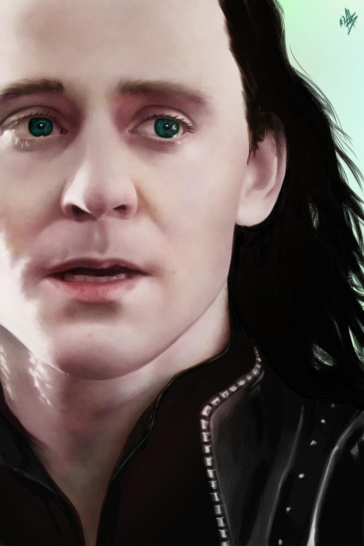 Loki by Alienablackmores
