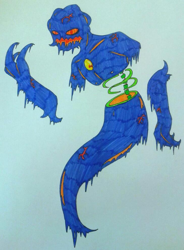 poltergeist Charlie by Deidy-chan