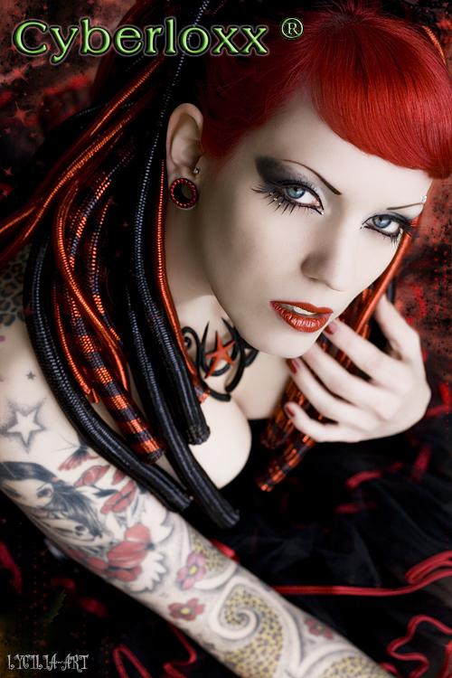 Evilla Dark by Cyberloxx