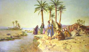halt in oasis