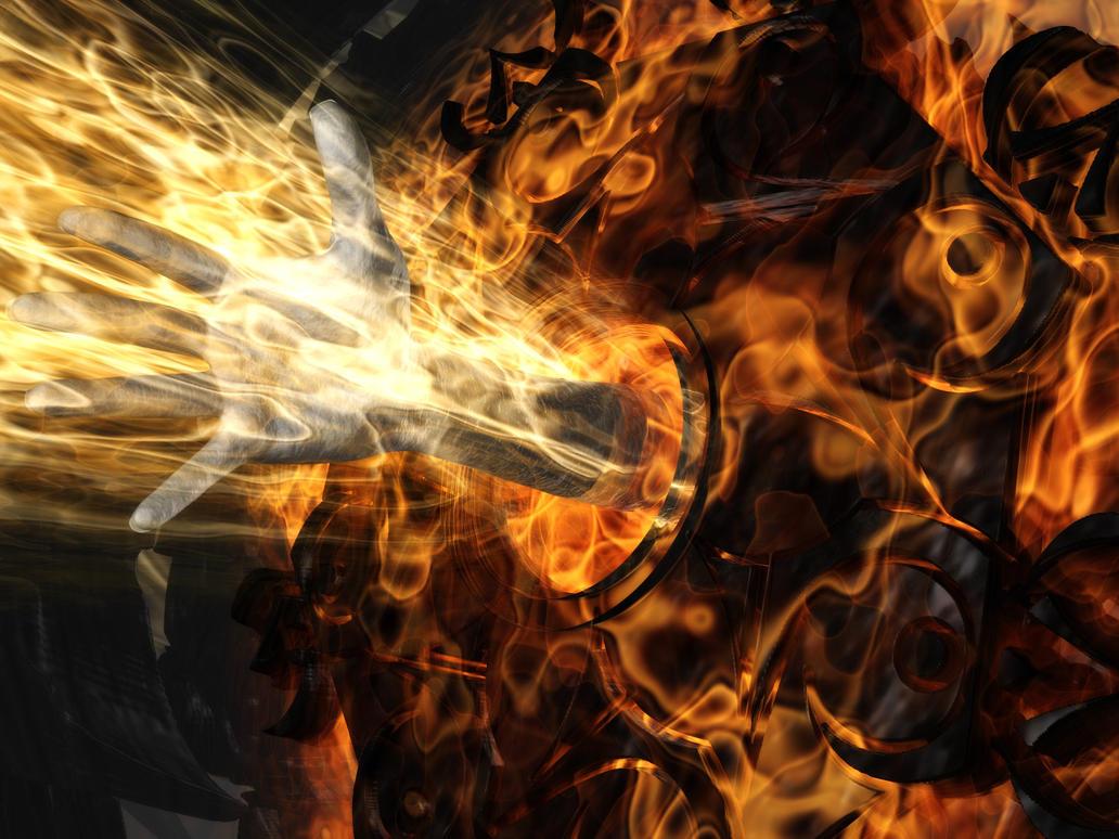 Deus Ex Machina by Resident-seven
