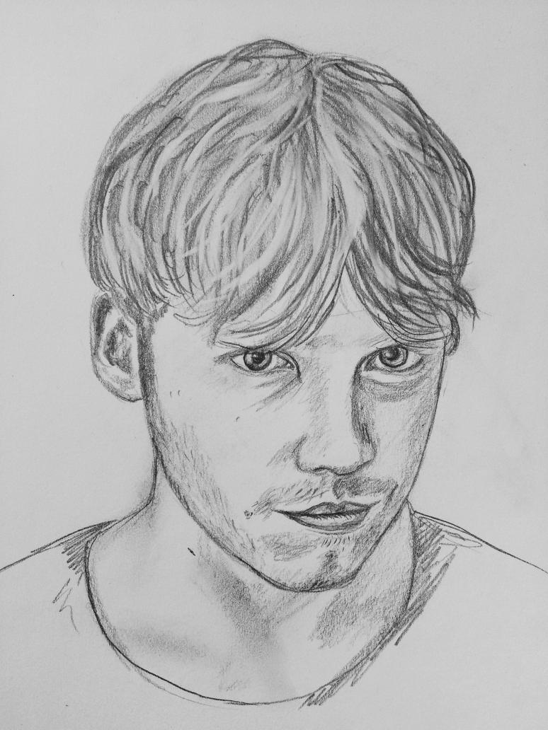 Rupert Grint by paulinanata