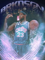 LeBron James Avatar by burakdesign