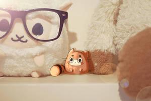 Little lost kitty 1/5 by Sunofureku