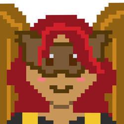 Pixel Harpy