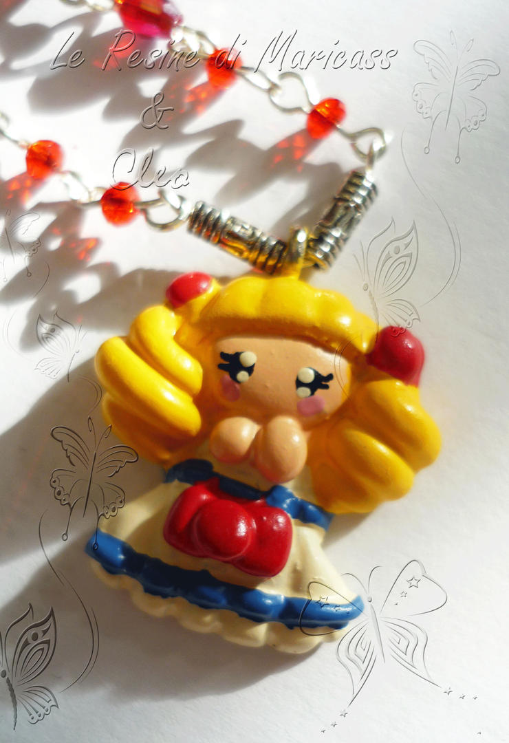Candy Candy pendant by cleo72