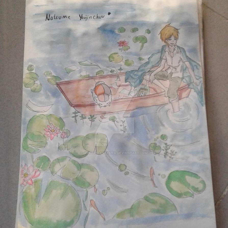 Natsume yuujinchou by YukiharaSakura