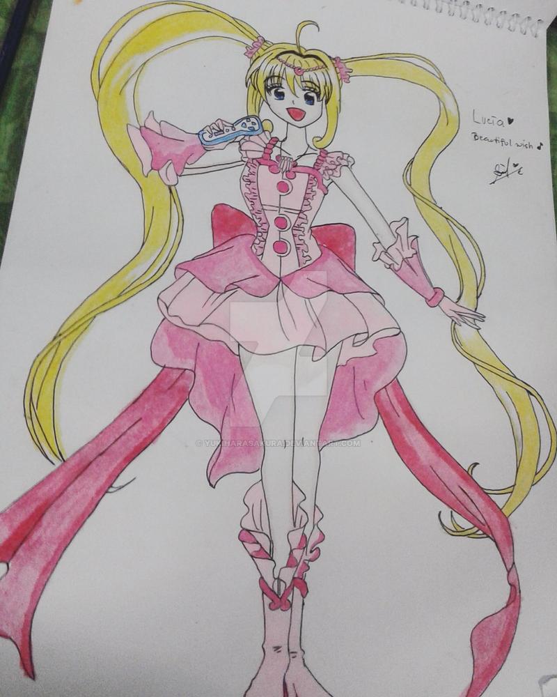 lucia by YukiharaSakura