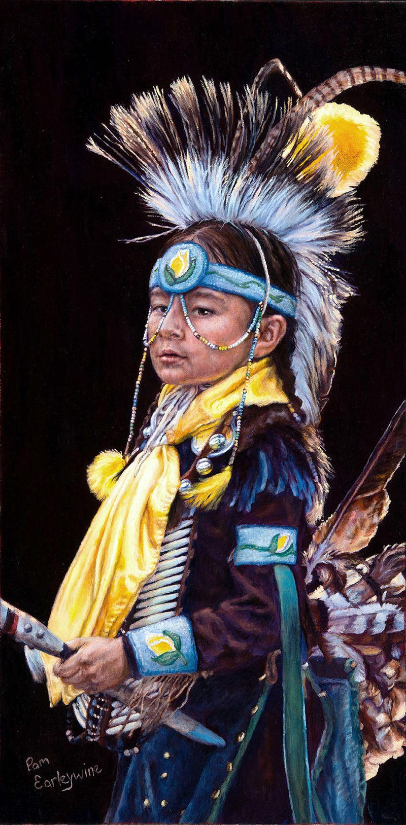 Native American Pride by Earleywine