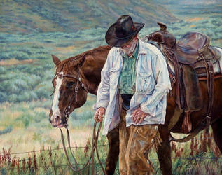 The Cowboy Way by Earleywine
