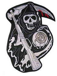 Sons of Anarchy logo by Nick50107