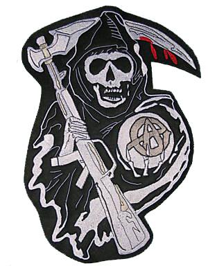 Wayne Mahle Sons Of Anarchy Logo Vector